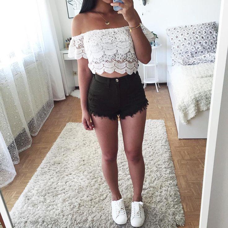 """Thanya W. on Instagram: """" Shorts: @fashionnova (discount code: XOThanya)"""""""
