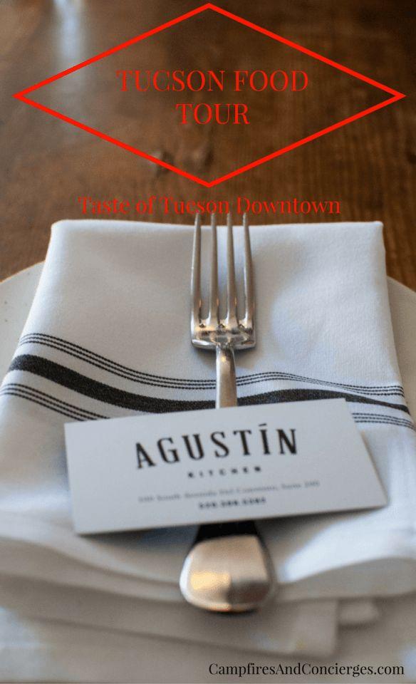 Taste of Tucson Downtown Food Tour Tucson Restaurants #tucson #foodtour