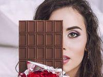 Čokoládově-mátová zmrzlina