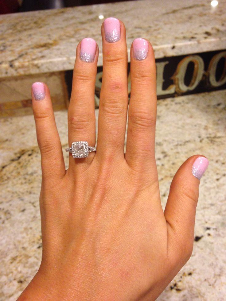 Best 25+ Engagement Nails Ideas On Pinterest