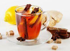 remedio de canela, gengibre y limón para casi todo