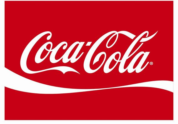 Coca Cola Embroidery Design 4x4 & 5x7 by KarliJeanKreations