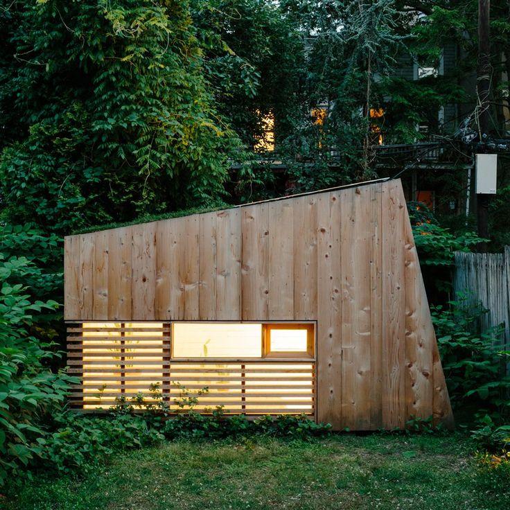 Brooklyn Garden Studio by Nick Hunt