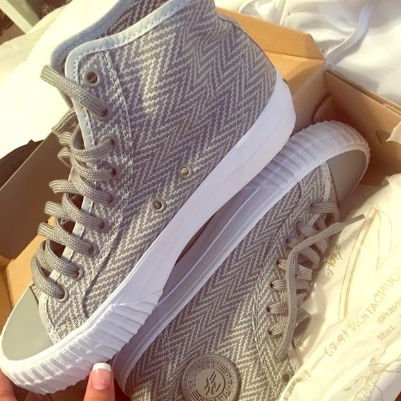 PF Flyers - NEW! Brand new. Never used bc they're too big for me. PF-Flyers Shoes Sneakers