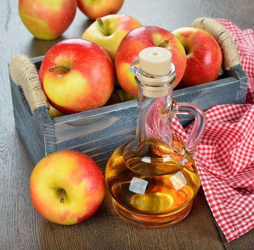 Το μηλόξυδο είναι ευεργετικό για το δέρμα και στο πρόσωπο