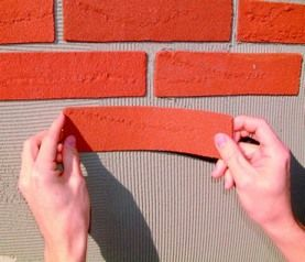 Flexi Brick Source...Simulated brick chimney chase light weight brick and mortar solutions...chimney caps, chimney chase covers roof flashin...