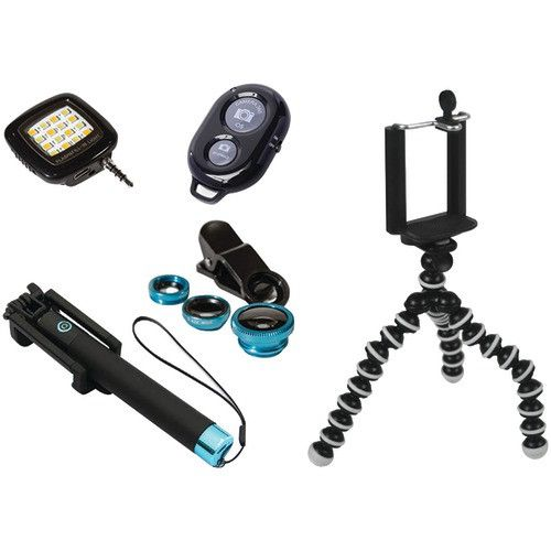Cell Phone:Camera Supplies-Mobile Photo Studio Poser Snap