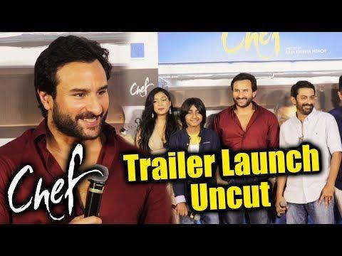 Chef Trailer Launch | Full HD Video | Saif Ali Khan | Raja Krishna Menon - https://www.pakistantalkshow.com/chef-trailer-launch-full-hd-video-saif-ali-khan-raja-krishna-menon/ - http://img.youtube.com/vi/30_I3j_5lZo/0.jpg