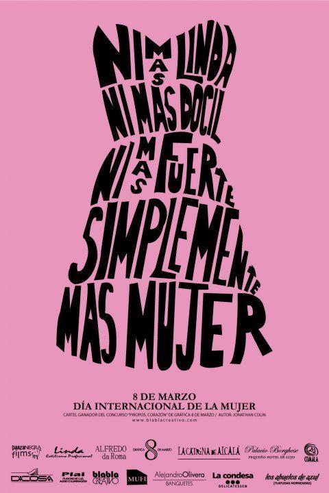 8 de marzo ► dia -internacional-de-la-mujer