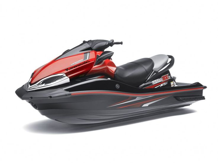 Kawasaki Jet Ski Ultra 300X 1. These are so fun I would love to have a few for the future kiddos
