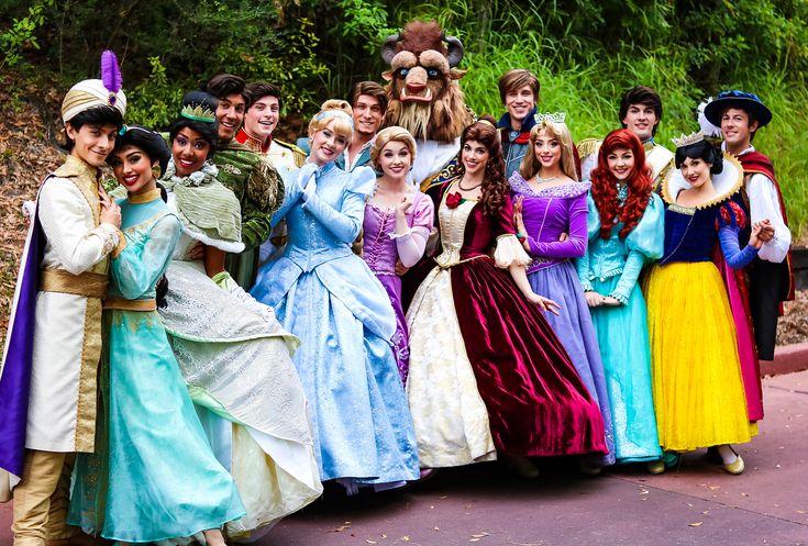 Disney prom court
