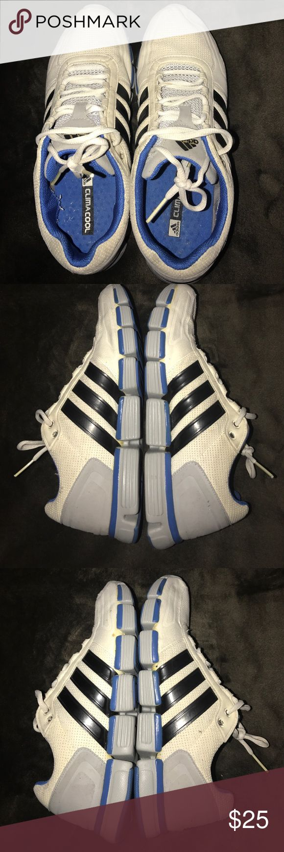 Adidas Climacool sneakers No heel drag, selling just the sneakers only, very good condition Adidas Shoes Sneakers