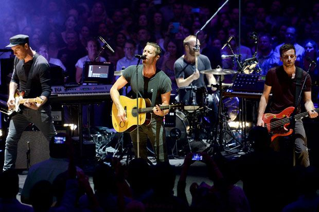 LISTEN: Coldplay's New Song 'Adventure of a Lifetime' from Upcoming Album, 'A Head Full of Dreams'