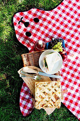 Bärenfell - Coperta da picnic a forma di orso