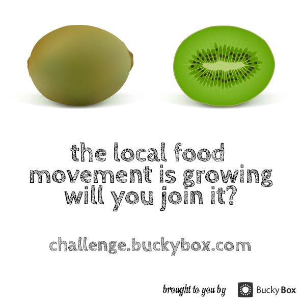 The Local Food Startup Challenge - Update from Bucky Box