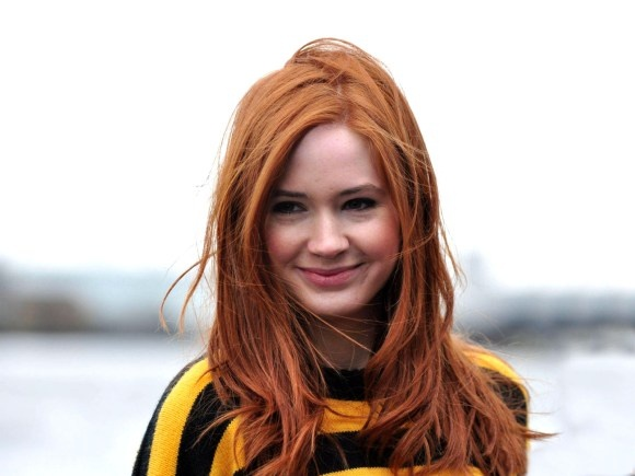 Amy Pond - Doctor Who  |  Hair colour/style