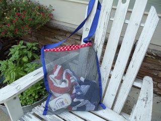 Artsy VaVa: Best Beach Bag EVER!