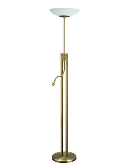 Stojací lampa MASSIVE MA422330613 | Uni-Svitidla.cz Klasická #stojací #lampa vhodná jako částečné osvětlení domácnosti či kanceláře #consumer #lamp #floorlamp #lamps #stojacilampy #lampy #shades