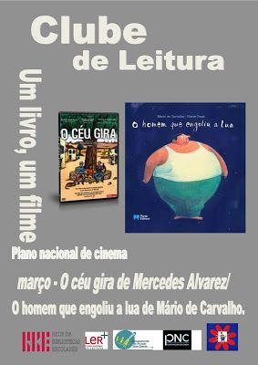 Clube de Leitura das Bibliotecas Elias Garcia: Aqui segue a proposta para o Clube de Leitura de M...