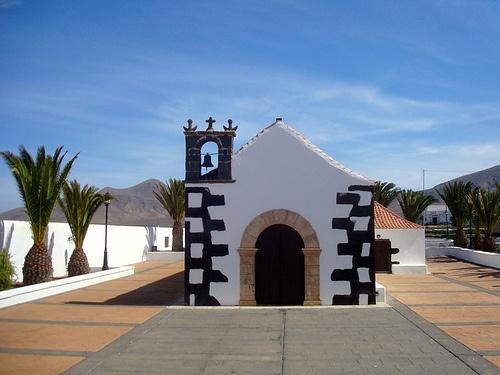Ermita de Tindaya