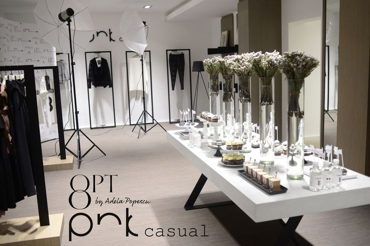 PNK Flagship Store Calea Dorobantilor  #PNKForward #8pt #PNKcasual #adelapopescu #fashion #style #cool #streetstyle #event