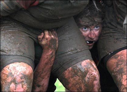 That's a good lock. Rugby scrum. Grab last minute Rugby tickets at http://www.tikbuzz.co.uk/