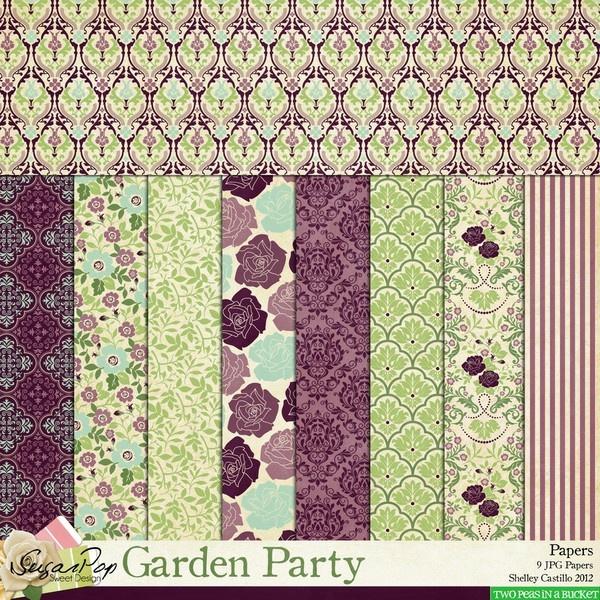 The garden party essay
