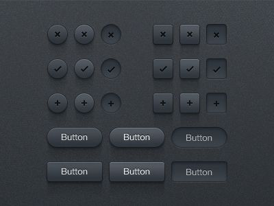 Button ui kit