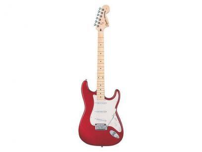 Guitarra Squier By Fender Strato Standard - Vermelha com as melhores condições você encontra no Magazine Raimundogarcia. Confira!
