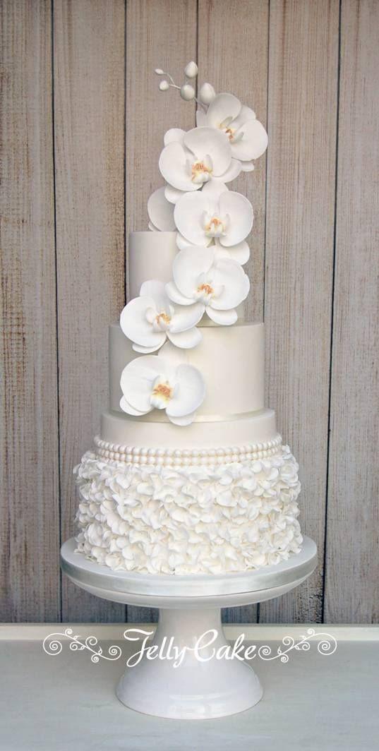 cake wedding bells wedding dress dream wedding ruffle wedding cake