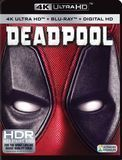 Deadpool [4K Ultra HD Blu-ray] [2016]