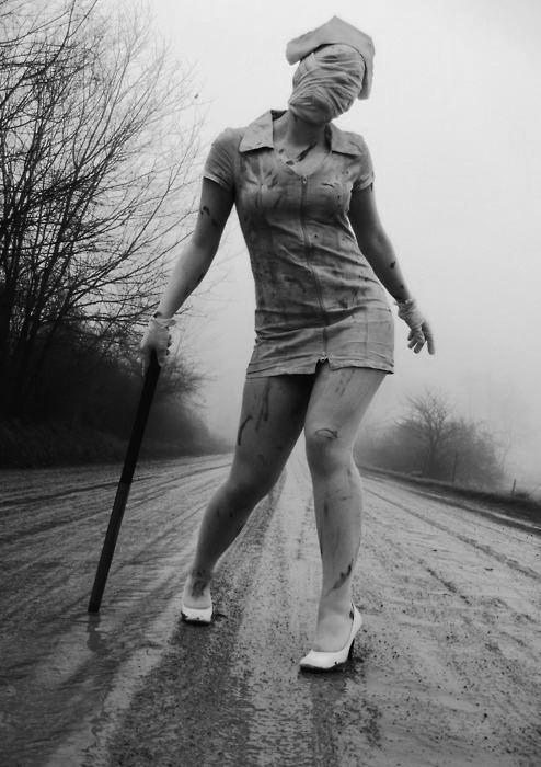 Nurse from Silent Hill Series - Konami