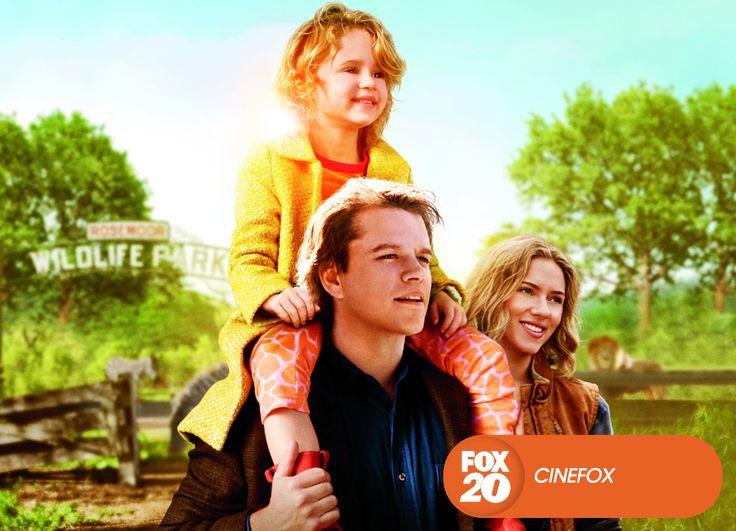 Um pai muda-se com sua jovem família para o campo, para renovar a vida e reabrir um zoológico em dificuldades. Compramos um Zoológico - Domingo, 6 de abril, 22H30 #EuCurtoFOX Confira conteúdo exclusivo no www.foxplay.com