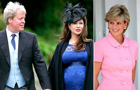 Princess Diana 39 S Brother Names His Daughter In Her Memory