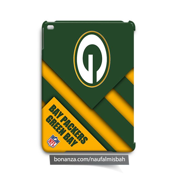 Green Bay Packers Cool iPad Air Mini 2 3 4 Case Cover