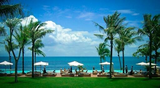 Potatohead Beach Club, Seminyak, Bali, Indonesia
