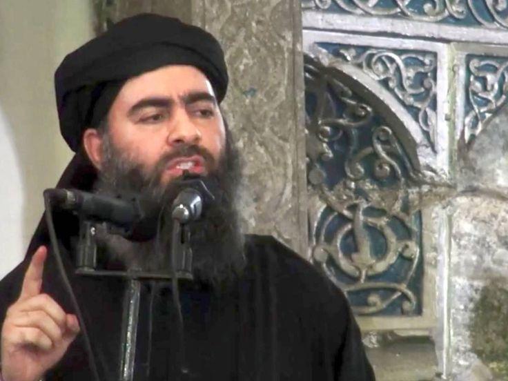 "Top News: ""LEBANON: Abu Bakr al-Baghdadi Biography And Profile"" - http://www.politicoscope.com/wp-content/uploads/2015/12/Abu-Bakr-al-Baghdadi-the-head-of-the-Islamic-State-IS-militant-group.jpg - Ibrahim Al-Badri (Abu Bakr al-Baghdadi) was born in 1971 in Samarra, an ancient Iraqi city on the eastern edge of the Sunni Triangle north of Baghdad. Read Abu Bakr al-Baghdadi Biography And Profile.  on Politicoscope - http://www.politicoscope.com/lebanon-abu-bakr-al-baghdadi-biogr"