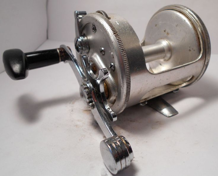 Rare vintage olympic wave star no 50 japan conventional for Japanese fishing reels