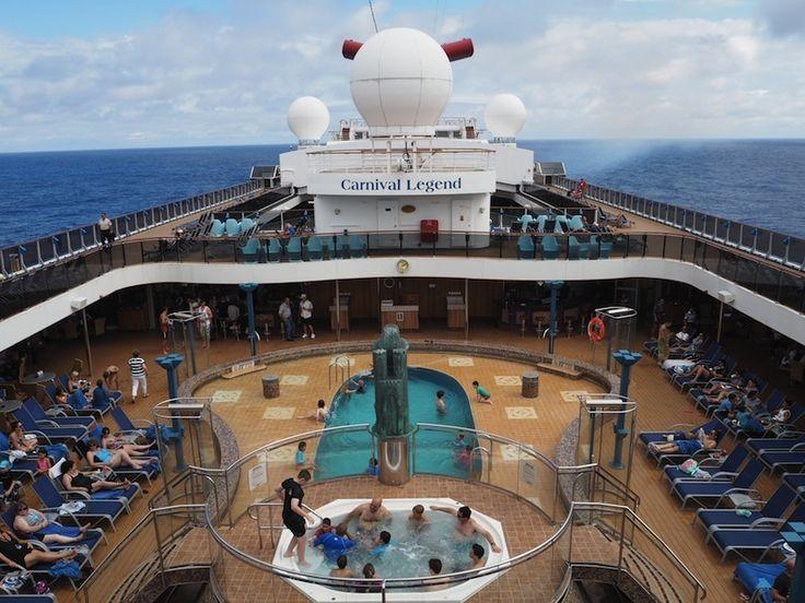 Carnival Legend cruise ship review ex Australia