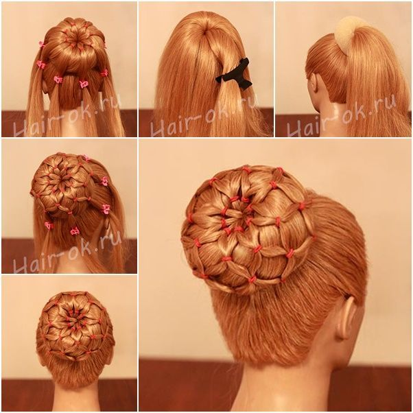 Great Concept 53 Bun Hairstyle Girl Step By Step Hair Styles Long Hair Styles Hair Updos