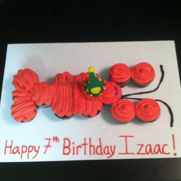 lobster birthday cake - Google Search