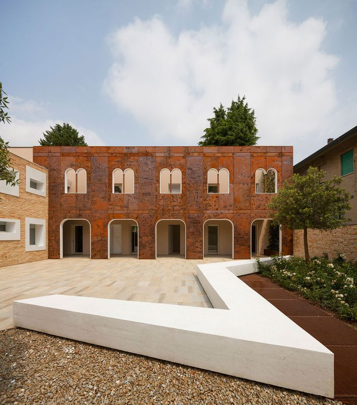 """Palazzo di Vigonovo """"Campiello"""", Italy  3NDY STUDIO"""