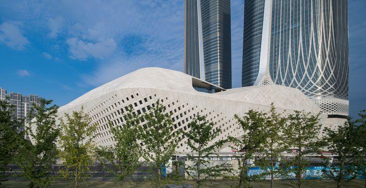 Galeria de Centro Internacional da Cultura Jovem em Nanjing de Zaha Hadid Architects, pelas lentes de Khoo Guo Jie - 6