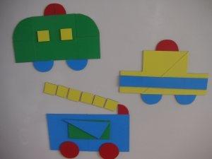 手作り知育玩具パズル