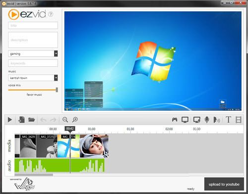Screen recording can be useful when you need to record a how-to video to help someone learn how to use a program, record a game walkthrough, or prepare for a presentation. Record here means you can create a video of whatever you are doing on your desktop, save