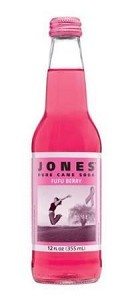 this may be the best pop ever - Fufu Berry Jones Pure Cane Soda