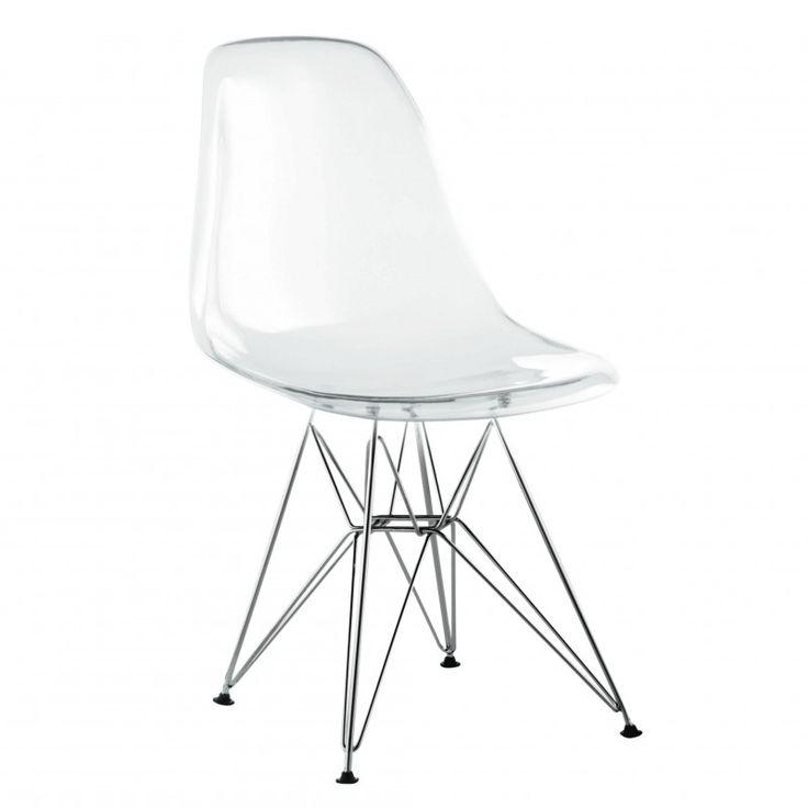 cadeira dkr eames acrilico transparente  http://www.mobly.com.br/cadeira-eames-pc-incolor-125110.html