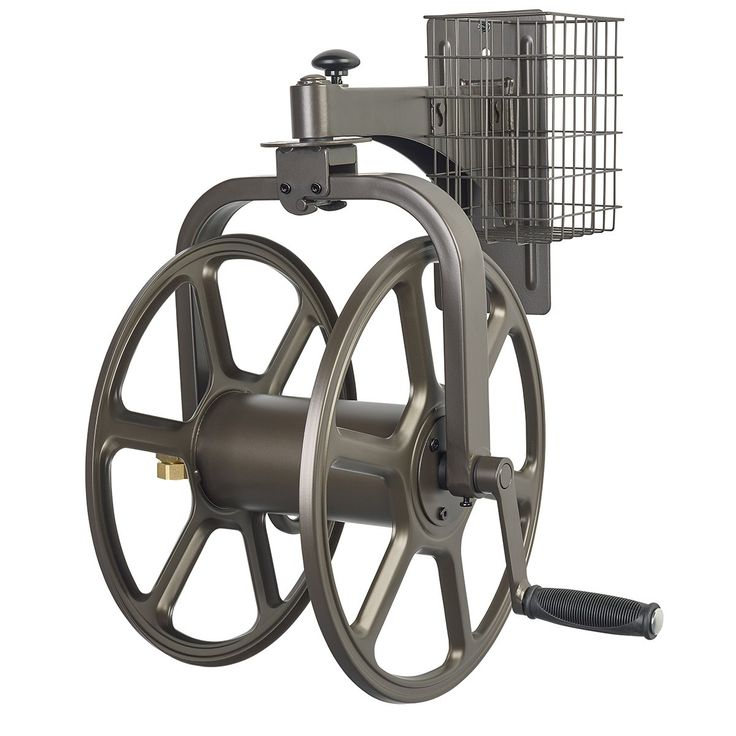 17 Best Ideas About Garden Hose Reels On Pinterest