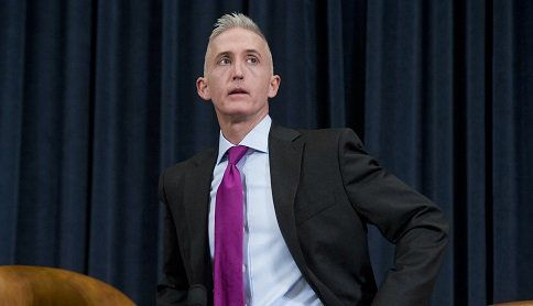 After retirement announcement, White House confirms Trey Gowdy was approached for high powered position