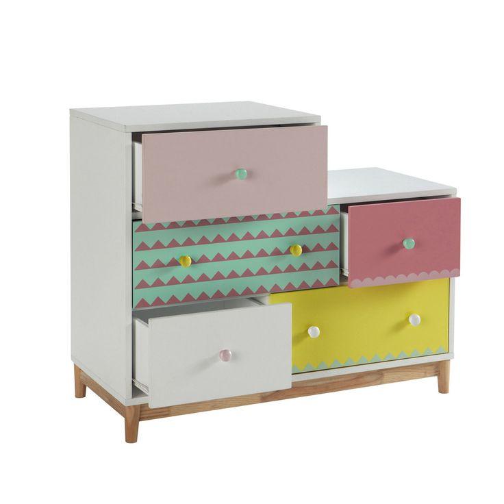Best De Meisjeskamer Chest Of Drawers Kids Room Little Girl 400 x 300
